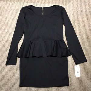 Black dress from Spain! Size large!